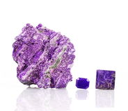Sugilite the Healer Stone Royalty Free Stock Photos