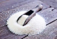 suiker Stock Foto