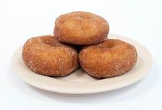 Suiker Donuts Royalty-vrije Stock Afbeelding