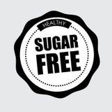 Suiker vrij ontwerp Stock Foto