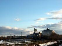 Suikerfabriek Stock Afbeeldingen