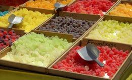 Suikergoed 01 Stock Foto