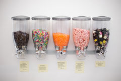 Suikergoed stock afbeeldingen