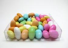 Suikergoed Behandelde Amandelen Stock Afbeeldingen