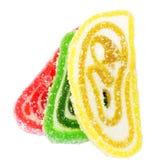 Suikergoed drie Royalty-vrije Stock Foto's