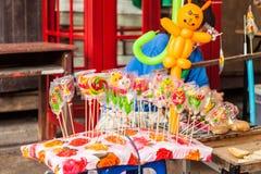 Suikergoed gemaakte †‹â€ ‹van suiker Royalty-vrije Stock Foto