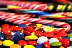Suikergoed-mengeling Stock Afbeeldingen