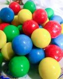 Suikergoed op lijst Royalty-vrije Stock Foto