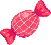 Suikergoed vectorillustratie Stock Afbeelding