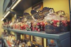 Suikergoed voor Kerstmis stock foto