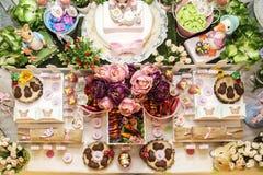 Suikergoedbar Royalty-vrije Stock Afbeeldingen