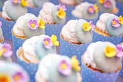 Suikergoedcake Royalty-vrije Stock Foto's