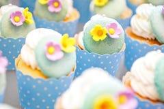 Suikergoedcake stock foto