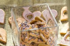 Suikergoedcrackers stock foto