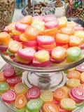 Suikergoedgelei Royalty-vrije Stock Foto