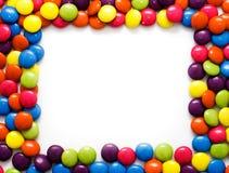 Suikergoedkader Royalty-vrije Stock Afbeeldingen
