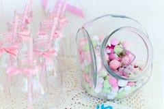 Suikergoedkruik Royalty-vrije Stock Afbeeldingen