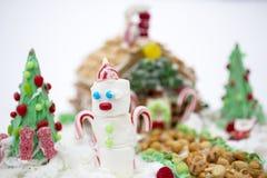 Suikergoedland Royalty-vrije Stock Foto