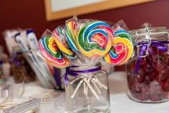 Suikergoedlollys Royalty-vrije Stock Fotografie