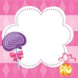 Suikergoednota vector illustratie
