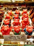Suikergoedvarkens royalty-vrije stock afbeelding