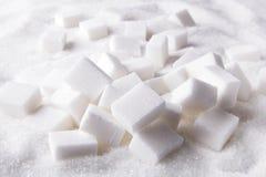Suikerstukken Stock Fotografie