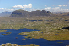 Free Suilven Stock Photos - 43904903