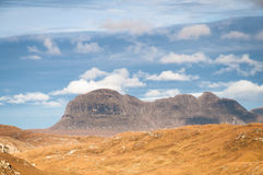 Suilven Royalty Free Stock Photography