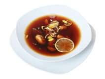 Suimono soup Royalty Free Stock Photography