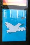 Suis Charlie de Elle y de Je Imágenes de archivo libres de regalías