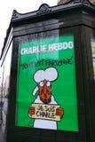 Suis Charlie di Je Fotografia Stock Libera da Diritti