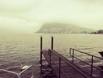 Suisse de Lugano Photos libres de droits