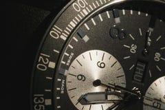 Suisse de luxe de montre fait image libre de droits