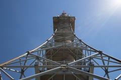Suisse de tour hertzienne d'observation Image stock