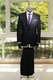 Suit. Modern and professional looking suits Royalty Free Stock Photography