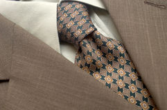 Suit. An image of a suit of businessman Royalty Free Stock Photos