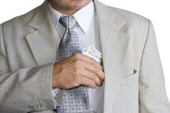 Suit Royalty Free Stock Photography