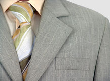 Suit. Elegant suit on every opportunity Stock Photo