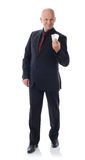 Suit all aces Royalty Free Stock Photography