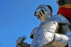 Suit of Armor Stock Image