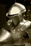 Suit of armor Royalty Free Stock Image