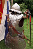 Suit Of Armour stock images