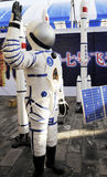 Suit for astronaut Royalty Free Stock Photo