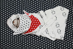 A suit of babywear Royalty Free Stock Photography