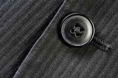 Suit Coat Button Royalty Free Stock Image