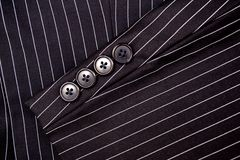 Suit detail Royalty Free Stock Photo