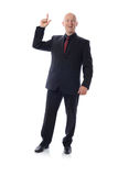 Suit idea Stock Images