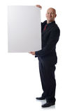 Suit large card Royalty Free Stock Photos