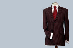 Suit Mannequin Royalty Free Stock Photo