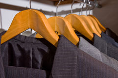 Suit men Royalty Free Stock Image